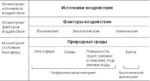 Что такое экологический мониторинг Рефераты ru Таким образом экологический мониторинг включает как геофизические так и биологические аспекты что определяет широкий спектр методов и приемов