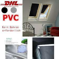 Details Zu Dachfenster Rollo Mit Saugnäpfen Ohne Bohren Verdunkelungsrollo Thermorollo Dhl