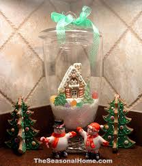 Apothecary Jars Christmas Decorations Creative FUN With Old Fashioned Apothecary Jars The Seasonal Home 97