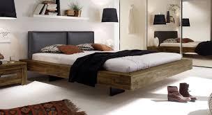 Doppelbett Schwebend Aus Akazie Gefertigt Penco