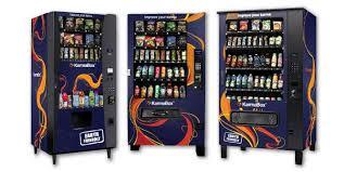 Best Vending Machine Franchise Delectable KarmaBox Boutique Healthy Vending For Sale
