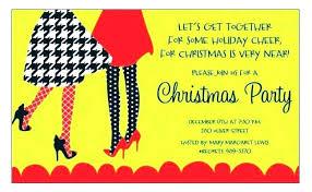 Office Holiday Potluck Invitation Wording Brunch Ns Holiday Potluck