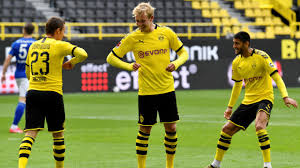Borussia Dortmund – Schalke 4:0: BVB begeistert, Schalke gruselig -  Bundesliga - Bild.de