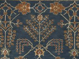 jaipur rugs fables fb19 rug furniture showroom company d transitional arts crafts pattern blue wool tufted
