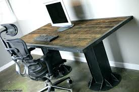 industrial style office furniture. Industrial Style Desk Stupendous Office Desks Lovely Executive . Furniture