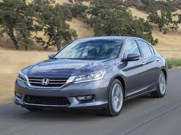 Track Week: 2013 Honda Accord Sport reviewed on Race Track - The ...