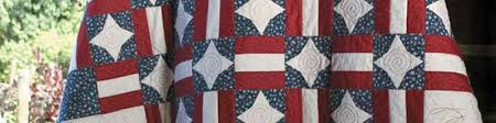 Patriotic Quilt Patterns New 48 FREE Patriotic Quilt Patterns The Quilting Company