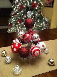 Decorating Christmas Tree With Balls Dining Room Elegant Christmas Party Decoration Ideas With 51
