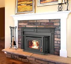 insert fireplace wood avalon wood fireplace insert reviews