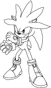 Small Picture Sonic Pictures To Print Coloring Coloring Pages