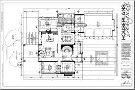 sample house floor plan autocad elegant house floor plans dxf