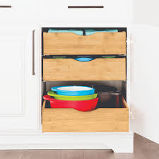 Kitchen Shelf Organizer Kitchen Storage Kitchen Organization Supplies The Container Store