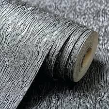 wallpaper metallic silver grey luxurious textured wallpaper