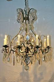 living appealing metal and crystal chandelier 4 bronze world imports chandeliers wi885289