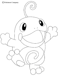 Pokemon Coloring Printables Coloring Page Manga Coloring Pages
