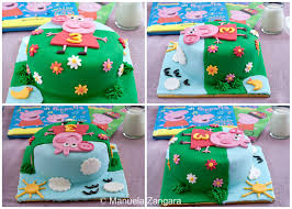 Peppa Pig Cupcakes Cake Template Custom Made Birthday Cakes Near Me