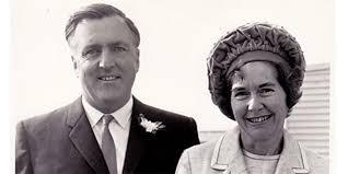 Ida Seward (Benson) & Michael Benson, MBBS 1941 : Melbourne Medical School