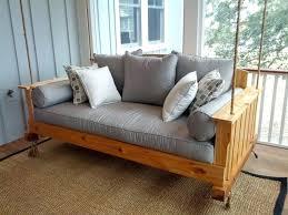 Porch Swing Bed Design Plans Beds Atlanta Free