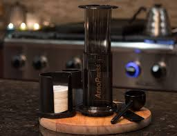 Packs of 350 replacement filters can be purchased from many retailers that carry the aeropress. Aerobie Coffee And Espresso Maker From Aeropress Gadget Flow