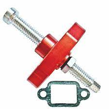 red manual cam chain tensioner 1982