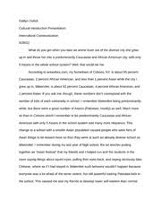 reflection essay on kpop kaitlyn gulick popular culture as 2 pages icultural introduction presentation