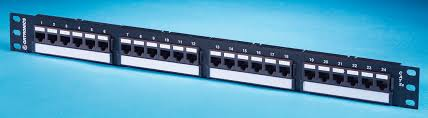 category 5e patch panel 24 port universal t568a b wiring six category 5e patch panel 24 port universal t568a b wiring six