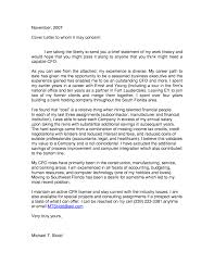 consulting cover letter sample architecture cover letter