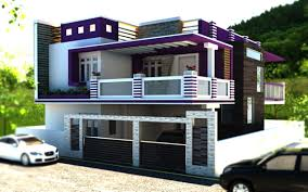 individual house elevation designs in india house design