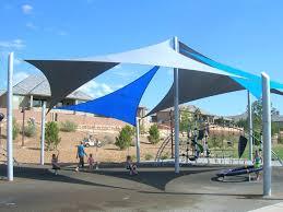 backyard shade structures outdoor sail awnings carports wood
