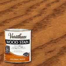 3x colonial maple premium wood interior stain case of