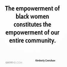 Black Women Quotes Simple Kimberly Crenshaw Quotes QuoteHD