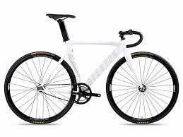 Aventon Mataro Fixie Single Speed Bike White