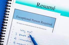 Exeptional person requirement
