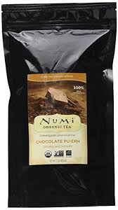 <b>Chocolate Pu</b>-<b>erh</b> : Numi <b>Organic Tea Chocolate Pu</b>-<b>erh Tea</b>, Loose ...