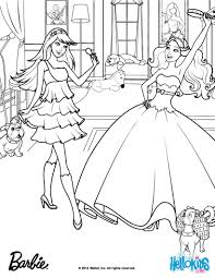 Tori S Magical Hairbrush Coloring Pages Hellokids Com