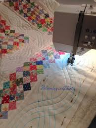 Best 25+ Walking foot quilting ideas on Pinterest | Machine ... & Detailed instructions on cable quilting using walking foot. Also, she  serges edges and washes · Quilting DesignsQuilting ... Adamdwight.com