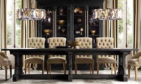 when hanging your chandelier or light fixture above your dining room or kitchen table the bottom of the fixture should rest 36 inches above the table top