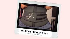 Jsculpt Fitness Size Chart J Sculpt Fitness Belt Is It Worth It By Aaliyah Ivy