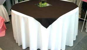 gray paper tablecloths small round black tablecloth and white oval large covers inch table plastic kitchen drop dead kitchenette apartment