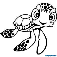 Finding Nemo Bruce Coloring Pages Free Printable Coloring Pages