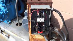 multi stage compressors wiring a single phase motor starter multi stage compressors wiring a single phase motor starter