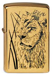 <b>Зажигалка Proud Lion ZIPPO</b> 204B <b>Proud Lion</b> купить на <b>Zippo</b>.ru