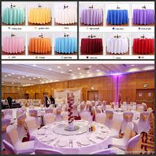 table cloth table cover round for banquet wedding party decoration tables satin fabric table clothing wedding tablecloth home textile table covers for