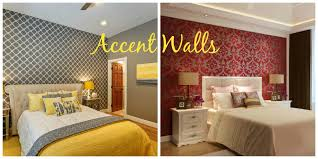 accent walls for bedrooms. Perfect Accent Bedroom Wallpaper Accent Walls  Home Decor Ideas And For Bedrooms A