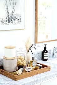 Bathroom Vanity Tray Decor Lovely Bathroom Counter Tray For Impressive Mirror Vanity Tray 51