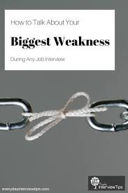 1000 images about interview tips questions answers on how to talk about your biggest weakness at a job interview