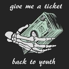 Bones скелет череп кости юность молодость деньги Money Youth My