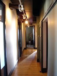 office hallway. modern office hallway