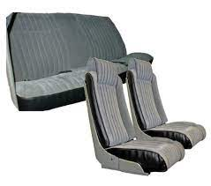 81 88 chevy monte carlo seat upholstery