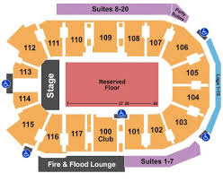Abbotsford Centre Tickets And Abbotsford Centre Seating